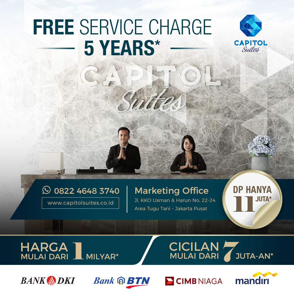 Free Service Charge - November Promo