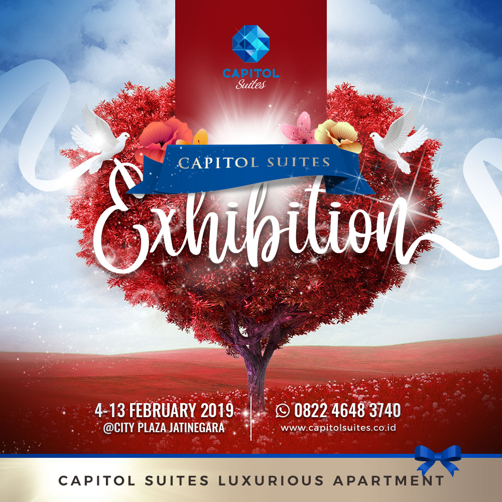 Capitol Suites Exhibition February 2019