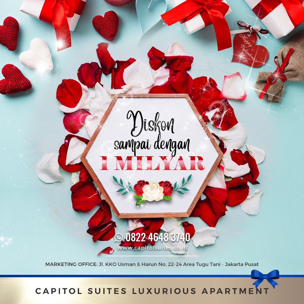 Capitol Suites Promo - February 2019