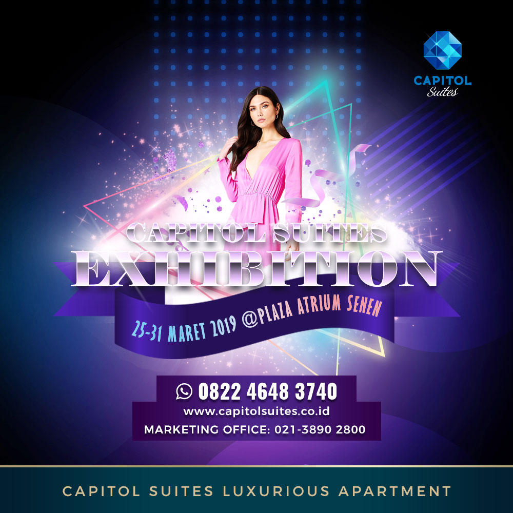 Capitol Suites Exhibition - March 2019