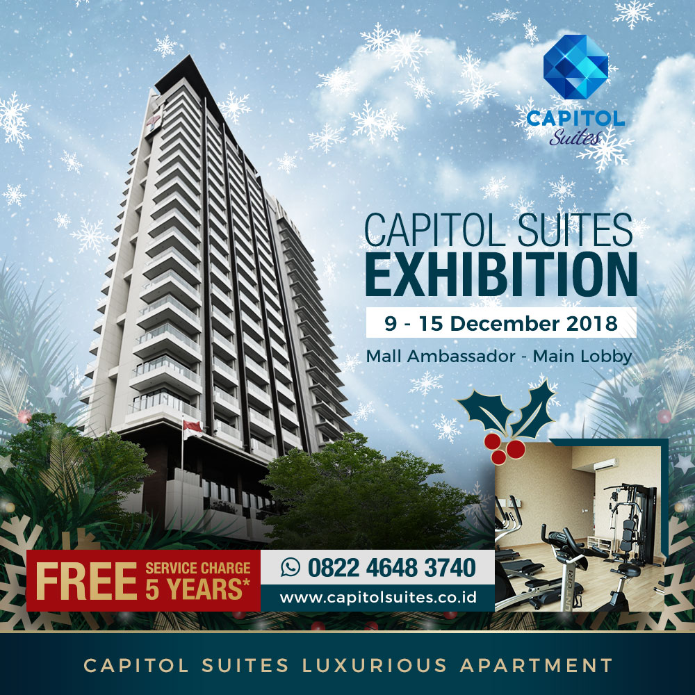 Capitol Suites Exhibition December 2018