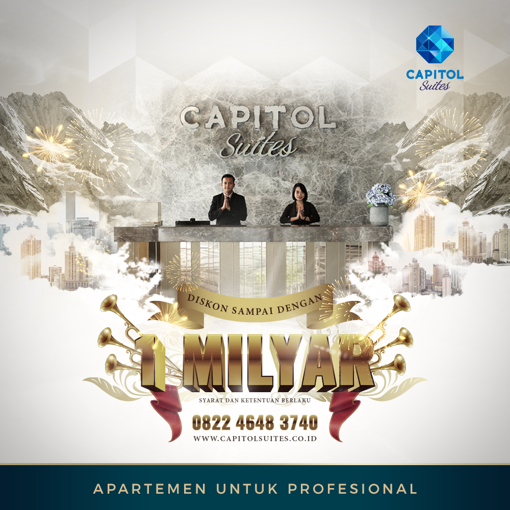 Capitol Suites January Promo 2019
