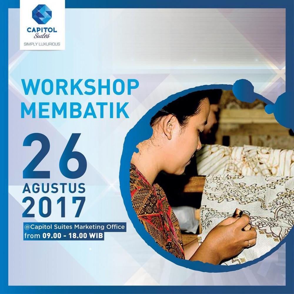 Workshop Membatik